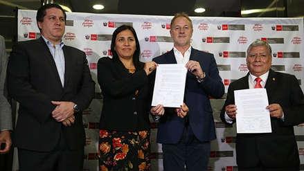 UNMSM y Municipalidad de Lima acuerdan no recortar terreno de universidad en by-pass