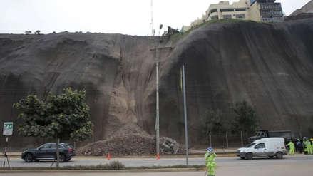 """Gobierno declaró en emergencia los acantilados de Costa Verde por """"peligro inminente ante derrumbes"""""""