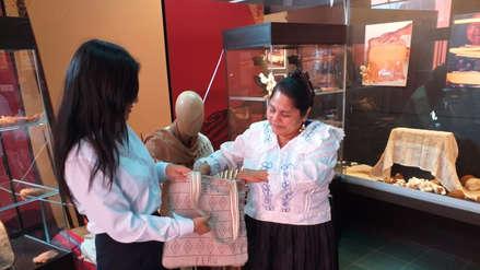 Lambayeque | Madres artesanas se asocian para fabricar bolsas de algodón nativo y reemplazar las de plástico