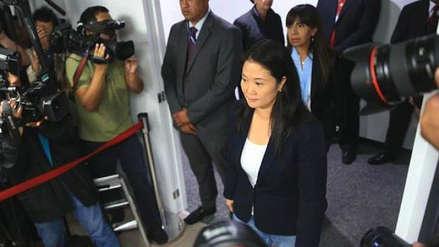 Keiko Fujimori fue diagnosticada con hipertensión arterial, aseguró su esposo