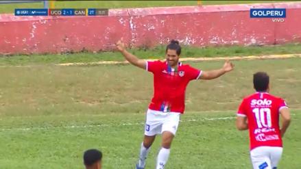 ¡Terminó en un golazo! El 'tiki taka' de Unión Comercio en el tercer gol del partido ante Academia Cantolao