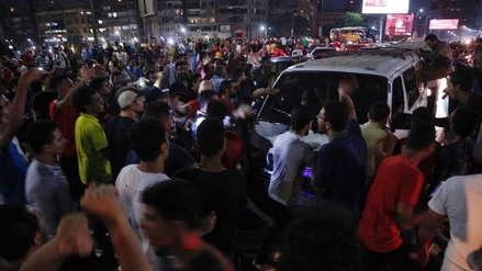 Egipto: al menos 150 detenidos en insólita protesta convocada en las redes sociales
