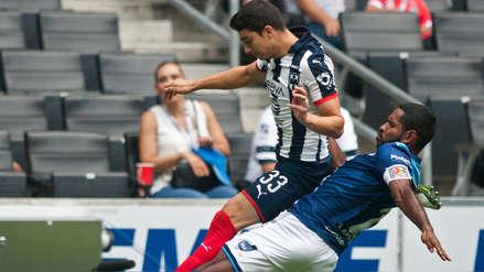Sigue sin ganar: Puebla de Juan Reynoso cayó 3-2 a manos de Monterrey en la Liga MX