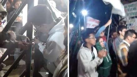 Estudiantes de la UNMSM suspendieron toma de la universidad luego de cinco días