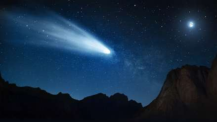 Científicos descubren un 'portal' por el que los cometas se acercan al Sol