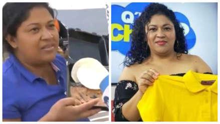 'Lady Frijoles': La migrante que enfadó a los mexicanos por una frase y ahora es presentadora de tv