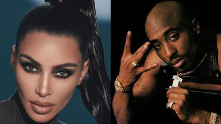 Kim Kardashian revela que mintió a los 14 años para aparecer en un video de Tupac