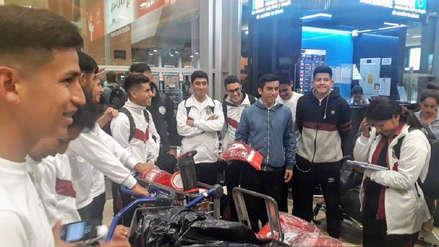 A pesar de los problemas, equipo de futsal de San Marcos participa en Panamericano de universidades