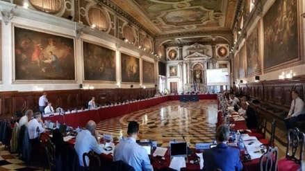 Presidente de Comisión de Venecia: No nos pronunciaremos sobre constitucionalidad de adelanto de elecciones