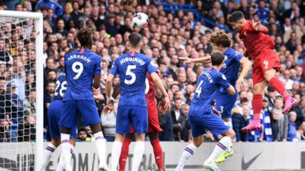 Sufriendo: Liverpool ganó 2-1 al Chelsea por la fecha 6 de la Premier League