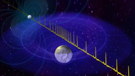 Científicos detectan la estrella de neutrones más masiva del universo