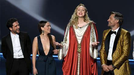 Emmy 2019: Gwendoline Christie recibe emocionante ovación en la última reunión del elenco de