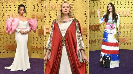 Emmy 2019: Los artistas que desentonaron en la alfombra roja