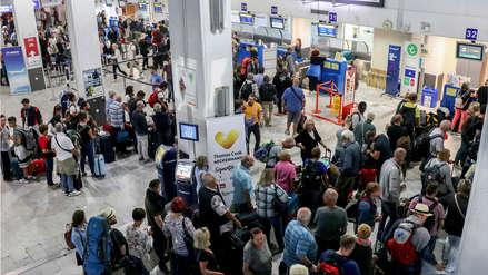 Quiebra de operador turístico británico deja varadas a medio millón de personas en hoteles y aeropuertos