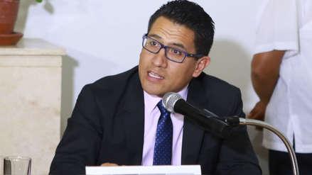 Procurador Enco sobre Hinostroza: No descartamos pedir nuevamente su extradición por organización criminal
