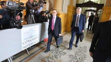 Comisión de Venecia llegó al Congreso: esta es su agenda de trabajo sobre el adelanto de elecciones