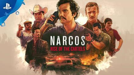 Así luce Narcos: Rise of the Cartels, videojuego oficial de la popular serie de Netflix