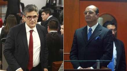 Fiscal José Domingo Pérez reprogramó interrogatorio a Montesinos para el 7 de octubre