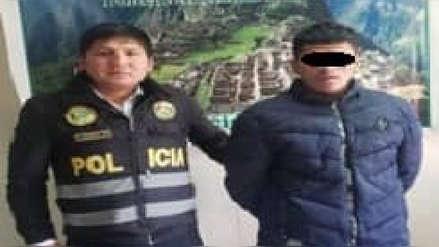 Madre denunció a su hijo por agredirla y la Policía los detuvo a ambos en Cusco
