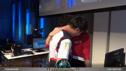 Las lágrimas de dos grandes amigos al enfrentarse en la final de un torneo de Tekken 7 [VIDEO]