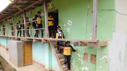Piura: Más de 100 escolares se quedarán sin local donde estudiar tras anuncio de desalojo