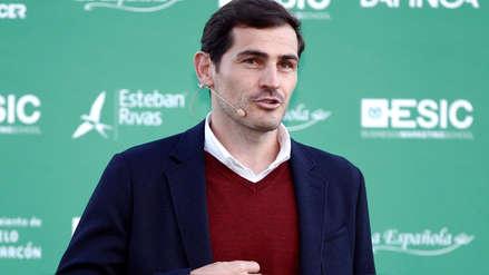 Iker Casillas habló sobre su futuro:
