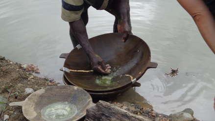 El mercurio sigue siendo una amenaza para los ríos de Sudamérica