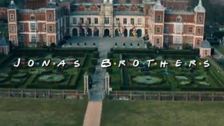 VIDEO   Los Jonas Brothers y sus parejas se transforman en los personajes de