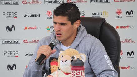 Aldo Corzo sobre el Universitario vs. Alianza Lima: