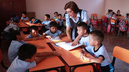 Más de 600 obras en colegios no se ejecutan pese a tener recursos