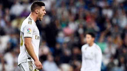 ¿Estuvo adelantado? El gol de Luka Jovic que fue anulado por el VAR en el Real Madrid vs. Osasuna