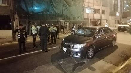 Una mujer muerta y un herido deja ataque en motocicleta en Magdalena