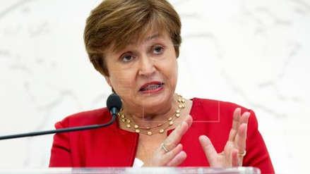 Kristalina Georgieva, la nueva mujer al mando del FMI