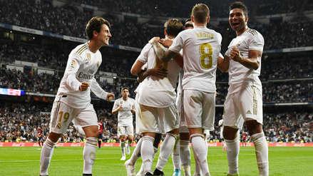 Real Madrid vs. Osasuna: resultado, crónica y mejores jugadas del partido por la fecha 6 de LaLiga