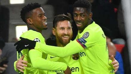 ¡Atención Messi! Manchester United tiene en la mira a estrella de Barcelona