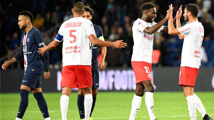 Neymar no apareció: PSG perdió 2-0 ante Reims por la fecha 7 de la Ligue 1