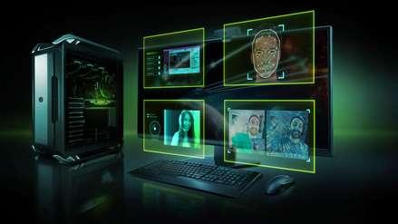 Adiós tela verde: La nueva función de NVIDIA te puede reemplazar cualquier fondo de video gracias a la IA