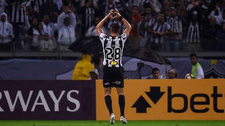 ¡Revivió al 'Albinegro'! Franco Di Santo anotó el primer gol en el Atlético Mineirao vs. Colón de Santa Fe