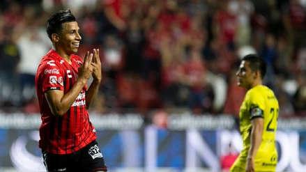 Sin Edison Flores, Monarcas Morelia cayó 3-2 ante los Xolos de Tijuana
