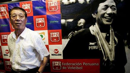 Falleció Man Bok Park, el legendario entrenador de la Selección Peruana de Voleibol