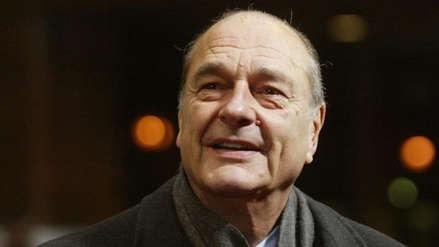 Murió Jacques Chirac, expresidente de Francia, a los 86 años