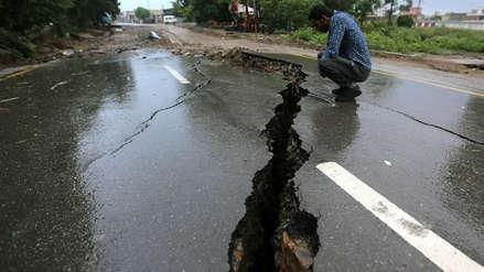 Al menos 30 heridos en un nuevo sismo en Pakistán