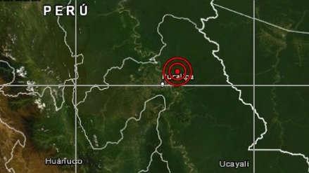 Ucayali   Un sismo de magnitud 5.3 sacudió esta noche Pucallpa