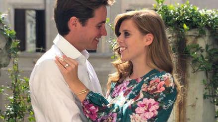 ¡Nueva boda real! Prima de los príncipes William y Harry anuncia su compromiso