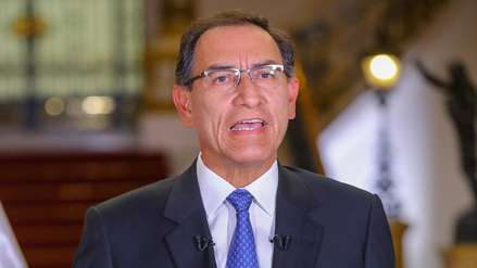 Martín Vizcarra: Ejecutivo presentará cuestión de confianza por elección de miembros del TC
