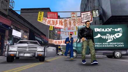 ¿Se viene la remasterización? Grand Theft Auto III vuelve a ser clasificado