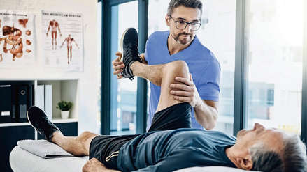 Terapia física: ¿Cómo ayuda la fisioterapia al tratamiento de los linfedemas?