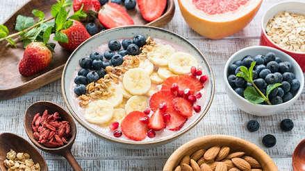 Desayunos saludables: Cinco opciones para toda la familia