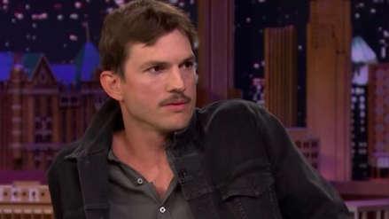 Así respondió Ashton Kutcher después de que Demi Moore revelara que él le fue infiel
