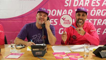 [GALERÍA] Así fue el evento para sumar más personas a la donación de órganos